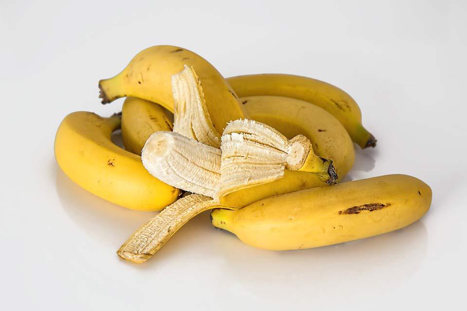 Bananen enthalten Kalium