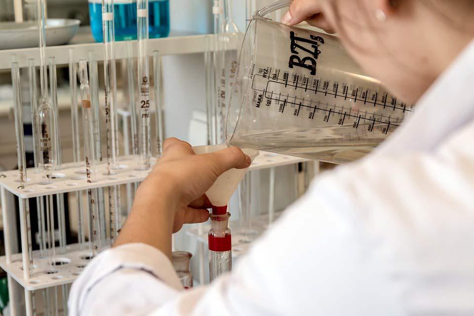 Diagnostik bei Laboruntersuchungen