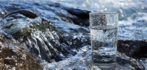 Quellwasser für den Stoffwechsel