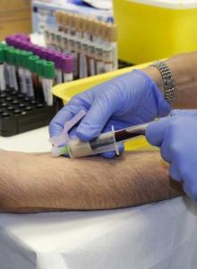 Blut Laborwerte
